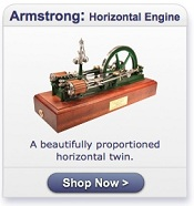 Armstrong - Model Steam Engine Cotswold Heritage Model Steam Collection