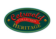 Logo - Model Steam Engine Cotswold Heritage Model Steam Collection